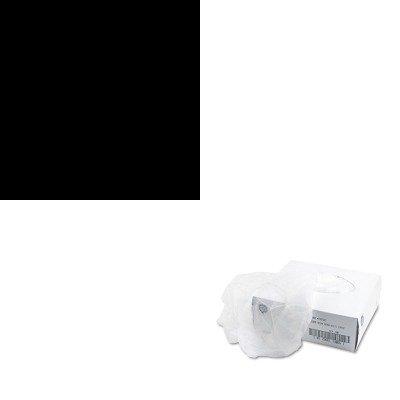 Kitsaf8966Blufs7387Wl - Value Kit - Safco Impromptu Refreshment Cart (Saf8966Bl) And General Supply Disposable Hair Net (Ufs7387Wl) front-820311