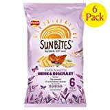 Walkers Sunbites Oven Roasted Onion & Rosemary 6 X 25G
