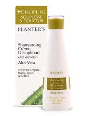 shampoo disciplinante con balsamo per capelli crespi e ricci 200 ml