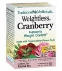 WEIGHTLESS® CRANBERRY 16 Tea Bags
