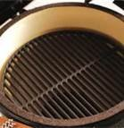 Big Green Egg Cast Iron Dual Side Grid for Large EGG 18