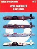 img - for Avro Lancaster in Unit Service. Aircam Aviation Series, No 12 book / textbook / text book
