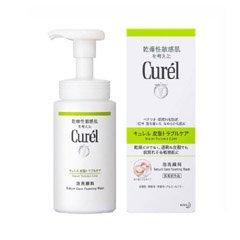 キュレル 皮脂トラブルケア 泡洗顔料 150ml