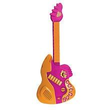 Dora The Explorer Electronic Guitar - Pink & Green