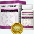 Refluxamine Relieve, Heartburn, Acid Relief & Indegestion (1) Bottle (60 Capsules)