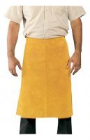 "X 40"" Leather Split Leg Waist Apron"