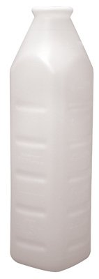 Advance 968 Snap Top Calf Nursing Bottle Replacement, 3-Quart