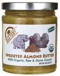 Windy City Organics Dastony Sprouted Almond Butter -- 8 oz