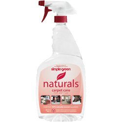 Simple Green Naturals Carpet Care 32 oz.