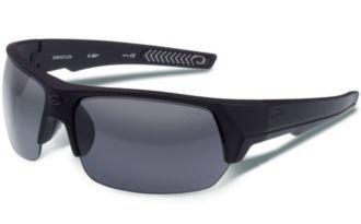 Buy Gargoyles Recoil Sunglasses Matte Black Smoke by Gargoyles