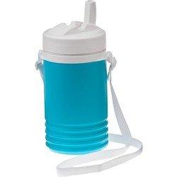 Igloo Legend 1 Qt. Cooler - Aqua Blue Thermos, Water Hydration Canteen front-496447