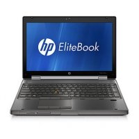 HP Elitebook 8560w i7-2720QM 2.20GHz- 4GB RAM 128GB SSD DVD+/-RW NVIDIA Quadro 1000M 2GB Video 15.6