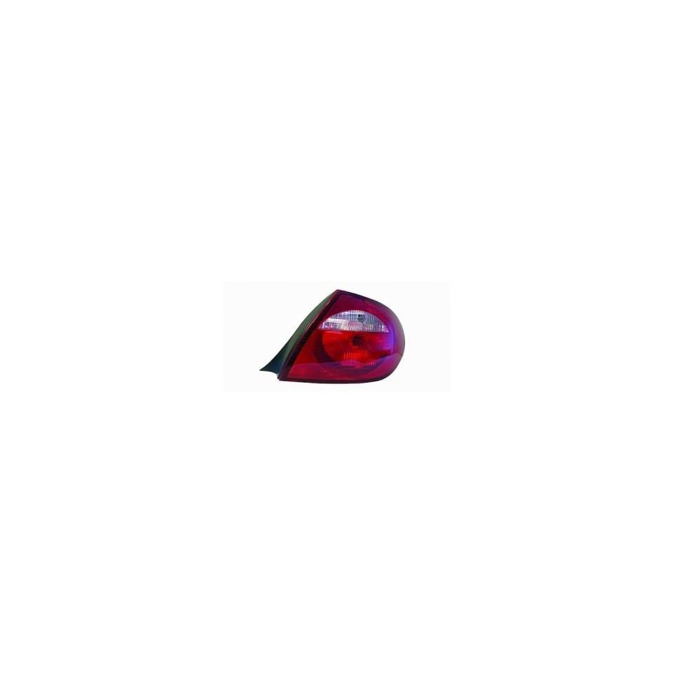 03 03 Dodge Neon Tail Light (Passenger Side) (2003 03) 5288526AL Rear Lamp Right