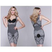 High Quality Slim Underwear Slimming Suits Body Shaper Bamboo Charcoal Sculpting Underwear