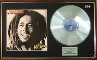 Bob Marley-LP Platinum CD & Cover-Kaja