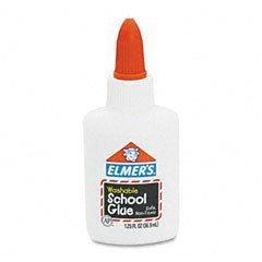 Elmers Glue School Glue 1.25oz 12/pk - 1