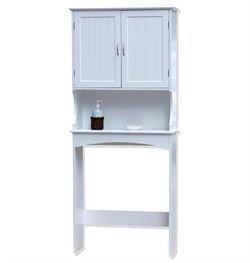 Meuble colonne sdb dessus wc cuisine maison for Meuble dessus de toilette