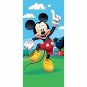 Disney Mickey Mouse Clubhouse Beach Towel front-575281