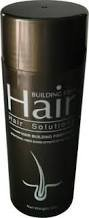 Hair Building Fibers (Black) - 30 GM Best Keratin Hair Loss Concealer (MADE-IN-INDIA)