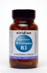 HIGH THREE Vitamin B3 with B-C