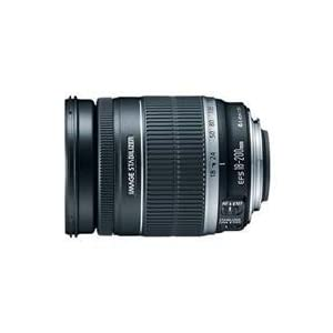 Canon EF-S 18-200mm f/3.5-5.6 IS Lens kit