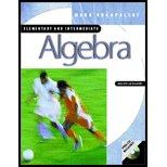 Elementary and Intermediate Algebra - Textbook Only (0005326826) by Dugopolski, Mark