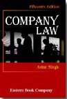 Company Law (8170122872) by Singh, Avtar