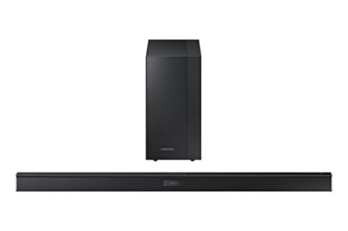 Discover Bargain Samsung HW-J450 2.1 Channel 300 Watt Wireless Audio Soundbar (2015 Model)