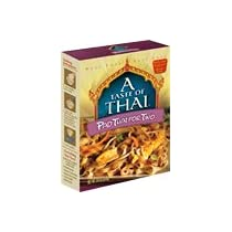A Taste of Thai Pad Thai For Two Mix, 9-ounces (Pack of6)