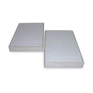 Air Filter, Element/Cabin, 9 11/32 In L