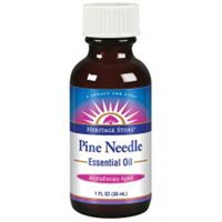 Essential Oil, Pine Needle 1 OZ by Heritage Products