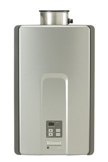 Rinnai RL94iN Natural Gas Tankless Water Heater, 9.4 Gallons Per Minute (Rinnia Tankless Heater compare prices)