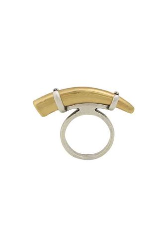 House of Harlow - Horn Ring (Gold)