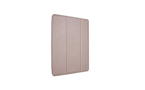 The Joy Factory SmartSuit Ultra Slim Snap On Stand/Case with Wake/Sleep Cover for iPad mini/2/3, Rose Gold (CSE119G) (Joy Factory Smartsuit Mini compare prices)