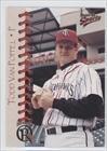Todd Van Poppel (Baseball Card) 1998 Oklahoma Redhawks Multi-Ad #24 by Oklahoma Redhawks Multi-Ad