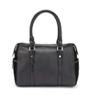 Autograph Leather Bowler Bag