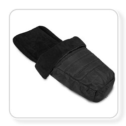 Baby Jogger Foot Muff - Black front-47054