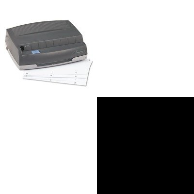 Kitpil31020Swi9800350 - Value Kit - Swingline 50-Sheet 350Md Electric Three Hole Punch (Swi9800350) And Pilot G2 Gel Ink Pen (Pil31020)