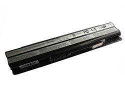 LiIon ASUS Eee PC 1005ha/_gg 11.1v batteria compatibile 4400mah Nero