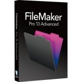 FileMaker Pro 13 Advanced - English