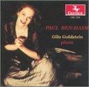 Piano Music of Paul Ben-Haim