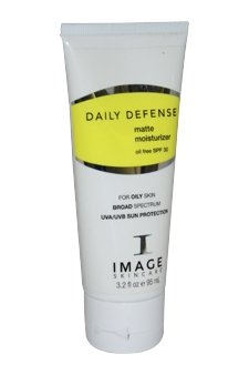 Image Skin Care Daily Defense Matte Moisturizer SPF 30 3.2 oz