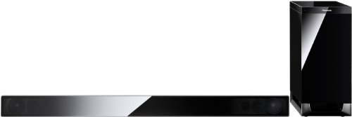 Panasonic KIT-SC-HTB520EGK 2.1 Blu-Ray Soundbar (Wireless Subwoofer, HDMI) schwarz