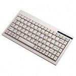 Keysonic ACK-595 Kompakt Tastatur PS/2 (DE)