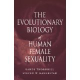 img - for The Evolutionary Biology of Human Female Sexuality [PAPERBACK] [2008] [By Randy Thornhill] book / textbook / text book