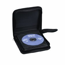 CCS26335 - CD/DVD Wallet, 36 CD Capacity, 6-1/2x3x6-1/2, Blue/Black - Buy CCS26335 - CD/DVD Wallet, 36 CD Capacity, 6-1/2x3x6-1/2, Blue/Black - Purchase CCS26335 - CD/DVD Wallet, 36 CD Capacity, 6-1/2x3x6-1/2, Blue/Black (Compucessory, Office Products, Categories, Office Supplies, Desk Accessories, Desktop & Drawer Organizers)