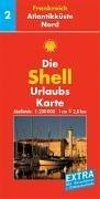 Shell Urlaubskarte Frankreich 02. Französische