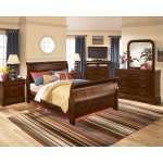 Claremont Youth Sleigh Bedroom Set by Ashley Furniture