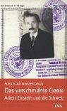 img - for Das verschm hte Genie: Albert Einstein und die Schweiz M ngelexemplar book / textbook / text book