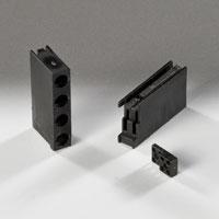 Led Mounting Hardware Led Holder 3Mm 4 Level Black (1 Piece)